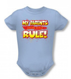 Infant: Think Again Infant Onesie