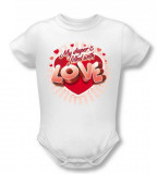 Infant: Filled With Love Infant Onesie