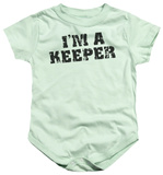 Infant: I'm A Keeper T-shirts
