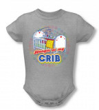 Infant: My Crib Infant Onesie