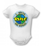 Infant: Rule The World Infant Onesie