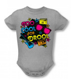 Infant: Too Cool For Drool Infant Onesie