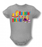 Infant: Rockin And Rollin Infant Onesie