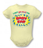 Infant: Baby Fat Shirt
