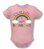 Infant: Rainbows Infant Onesie