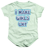Infant: I Make Girls Cry T-shirts