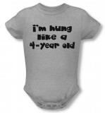 Infant: Hung Infant Onesie