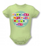 Infant: Rock Out T-shirts