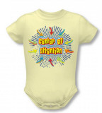 Infant: Center Of Attention Infant Onesie