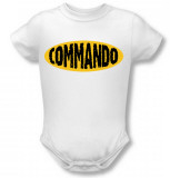 Infant: Commando Infant Onesie
