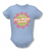 Infant: New Baby Smell Infant Onesie