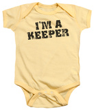 Infant: I'm A Keeper T-Shirt