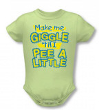 Infant: Make Me Giggle Infant Onesie