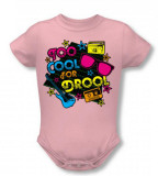 Infant: Too Cool For Drool T-Shirt