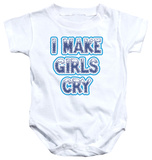 Infant: I Make Girls Cry Shirt
