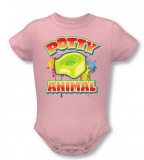 Infant: Potty Animal Infant Onesie