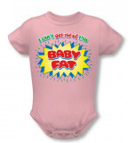 Infant: Baby Fat Shirts