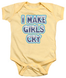 Infant: I Make Girls Cry T-Shirt