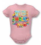 Infant: Just Wait Infant Onesie