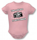 Infant: Take a Picture Infant Onesie