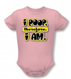 Infant: I Am Poopy Infant Onesie