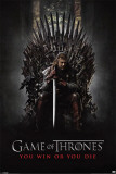 Game of Thrones, Vind eller dø Plakater