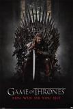 "Game of Thrones – Vinn eller dö, ""Win or Die"" Affischer"
