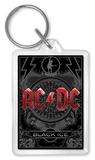 AC/DC - Black Ice Acrylic Keychain Keychain