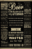 Drinking Quotes Plakater