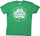 It's Always Sunny in Philadelphia - Paddy's Pub Shamrock Shirts