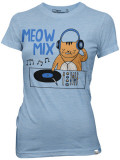 Juniors: New Standard - Meow Mix T-Shirt