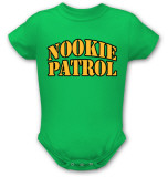 Infant: Nookie Patrol Infant Onesie