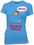 Juniors: New Standard - French Toast T-shirts
