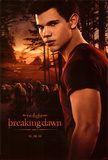 Twilight 4 – Breaking Dawn – Jacob Pôsters