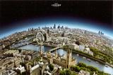 Visit London – Globe Prints