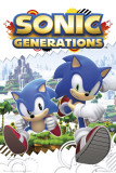 Sonic Generations-Cover Photographie