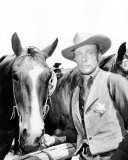 Russell Johnson - Black Saddle Photo