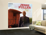 Jesse Fuller - Jazz, Folk Songs, Spirituals and Blues Wall Mural – Large