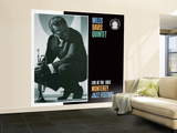 Miles Davis, Collector's Items Wall Mural – Large
