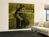 Lonnie Johnson - Blues and Ballads Wall Mural – Large