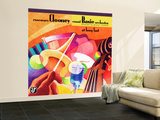 Rosemary Clooney and the Count Basie Orchestra, At Long Last, Directed by Grover Mitchell Wall Mural – Large