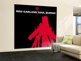 Red Garland Quintet - Soul Burnin' Wall Mural – Large