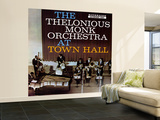 Thelonious Monk - The Thelonious Monk Orchestra in Town Hall Wall Mural – Large