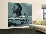 Lightnin' Hopkins - Last Night Blues Wall Mural – Large