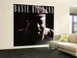 Count Basie - Basie Big Band Wall Mural – Large