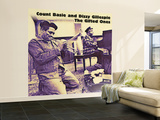 Count Basie and Dizzy Gillespie - The Gifted Ones Wall Mural – Large