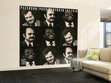 Oscar Peterson, Joe Pass, Niels-Henning Orsted Pedersen - The Trio Wall Mural – Large