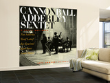 Cannonball Adderley - Dizzy's Business Wall Mural – Large