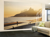 Ipanema Beach Wall Mural – Large by Micah Wright