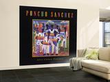 Poncho Sanchez - Afro-Cuban Fantasy Wall Mural – Large